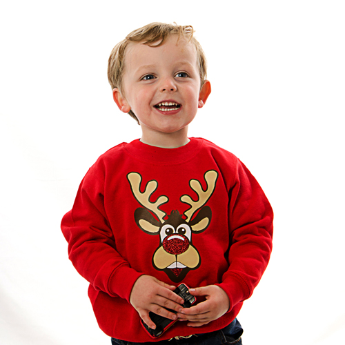 rudolph christmas jumpers
