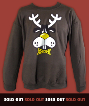 dopey dasher christmas sweatshirts